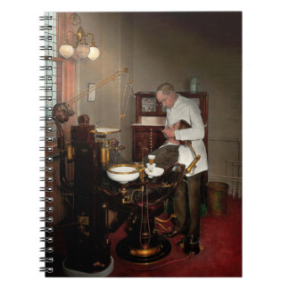 Dentist - Roy O Woodruff Dentist 1924 Notebooks