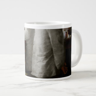 Dentist - The horrors of war 1917 Large Coffee Mug