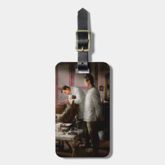 Dentist - The horrors of war 1917 Luggage Tag