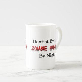 Dentist/Zombie Hunter Bone China Mug