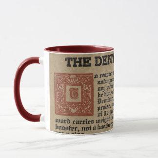 Dentist's Creed Mug