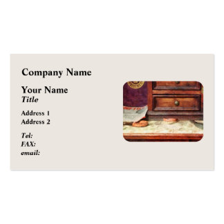 Dentures Double-Sided Standard Business Cards (Pack Of 100)