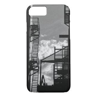 Denver Alley Stairwells iPhone 7 Case