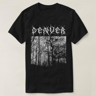 Denver Black Metal T-shirt Metalshirt
