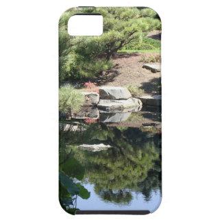Denver Botanic Japanese Garden Reflections Case For The iPhone 5