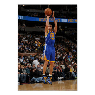 DENVER, CO - FEBRUARY 9: Stephen Curry #30 of Poster