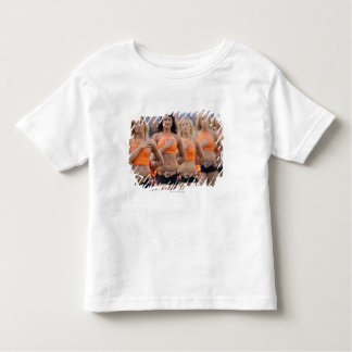 DENVER, CO - JULY 16:  The Denver Outlaws Dance Toddler T-Shirt