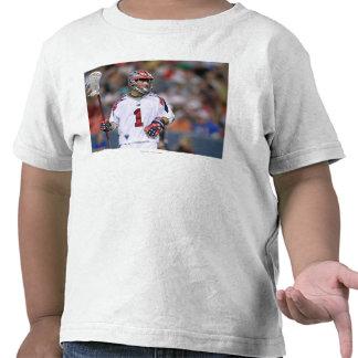 DENVER, CO - JULY 3: P.T. Ricci #1  Boston Tshirt