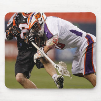 DENVER, CO - MAY 14:  Brian Langtry #6 Denver Mouse Pad