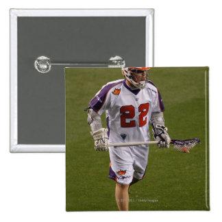 DENVER, CO - MAY 14:  Cody Jamieson #22 15 Cm Square Badge