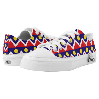 DENVER, CO - .png Printed Shoes