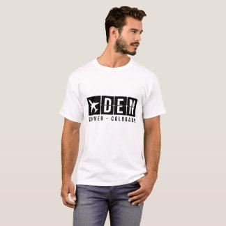 Denver Colorado Airport Code T-Shirt