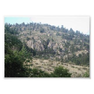 Denver Colorado Mountain Photograph