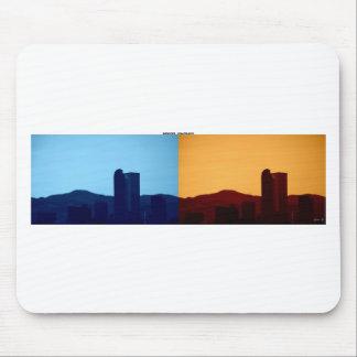 DENVER, COLORADO MOUSE PAD