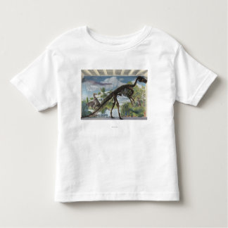 Denver, Colorado - Museum of Natural History Toddler T-Shirt
