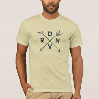 Denver, Colorado Navy Blue Cross Arrow Shirt