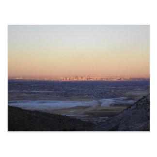 Denver, Colorado Postcard