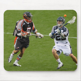 DENVER - MAY 30:  Justin Smith #22 Mouse Pad