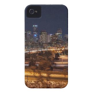 Denver Night Skyline iPhone 4 Cases