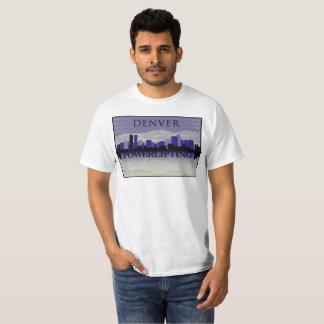 Denver Powerlifting T-Shirt