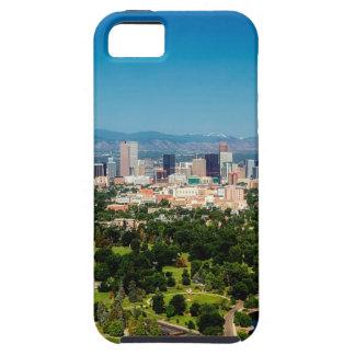 Denver Skyline iPhone 5 Case