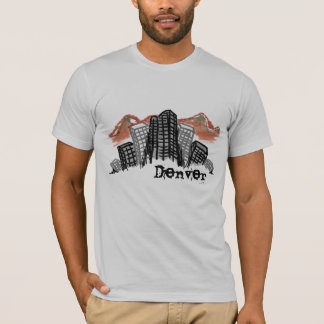 Denver Skyline shirt
