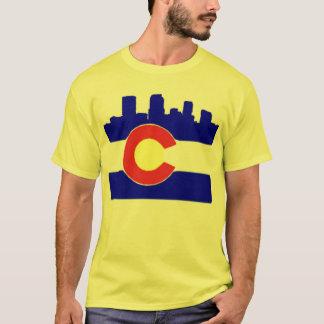Denver Skyline Yellow Ypres Shirt