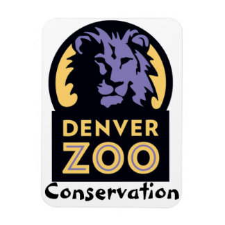 Denver Zoo Conservation Magnet