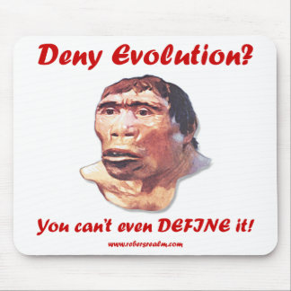 Deny Evolution Mouse Pad