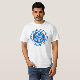 Department of Alternative Facts Funny T-Shirt