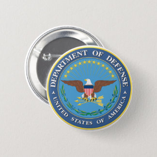 Department of Defence Round Button
