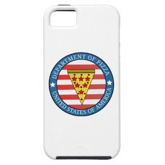 Department of Pizza iPhone 5 Cover