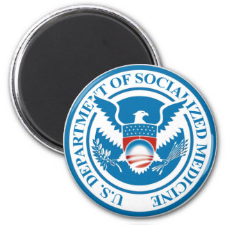 Department of Socialized Medicine Magnet
