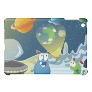 Departure for the Earth iPad Mini Cases