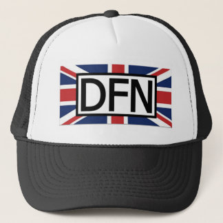 Departure From Normal Trucker Hat