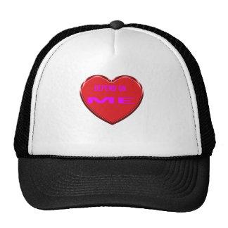 Depend on Me Black love story Trucker Hats