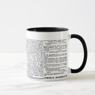Dependable Free Press mug (wraparound)