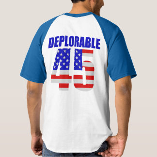 Deplorable 45 T-Shirt