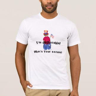 Deplorable Abe T-Shirt