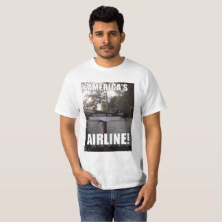 Deplorable Air-America's Airline T-Shirt