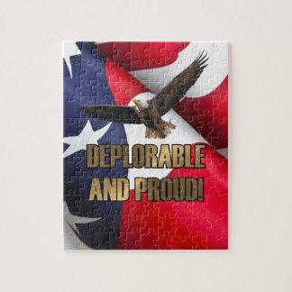 DEPLORABLE AND PROUD PUZZLES
