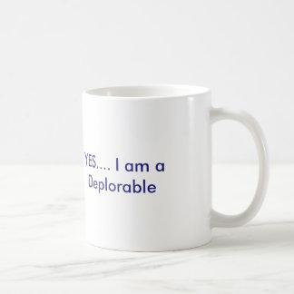 Deplorable Coffee Mug