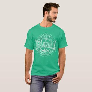 Deplorable Drinking Team Beer Cap St Patricks Day T-Shirt