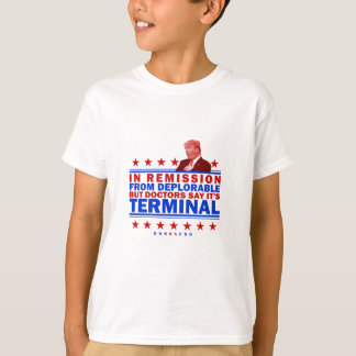 Deplorable Terminal T-Shirt