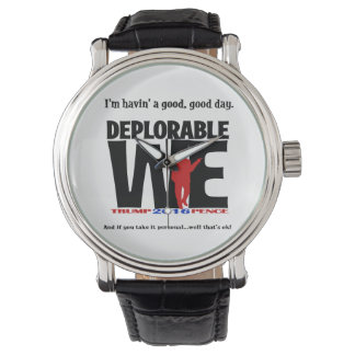 Deplorable Watch