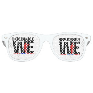 Deplorable We glasses