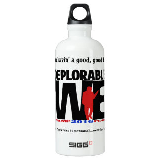 Deplorable We on the go! Water Bottle