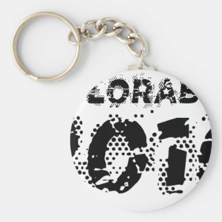 Deplorables 2016 basic round button key ring