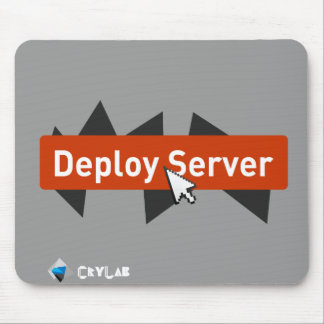 Deploy Server Mouse Pad