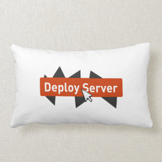 Deploy Server Pillow Cushion